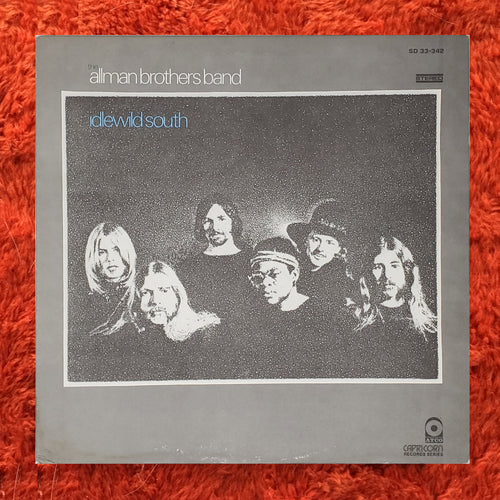 (allman brothers) | The Allman Brothers Band [Idlewild South] US Presswell Original