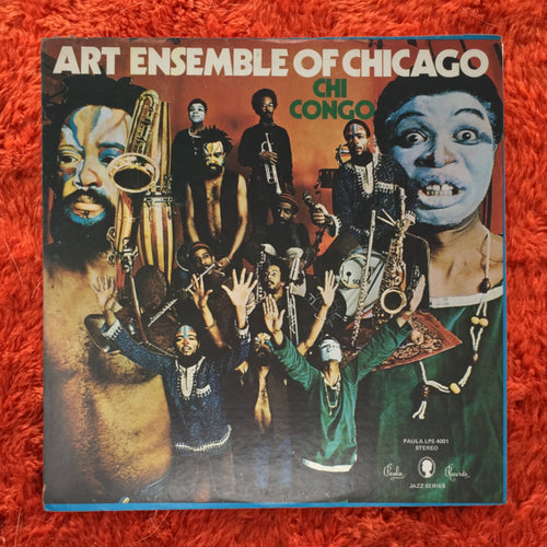 (art ensemble) | Art Ensemble Of Chicago [Chi-Congo] US Original