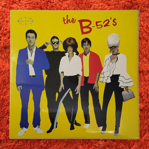 (b-52's) | The B-52's [The B-52's] UK Original