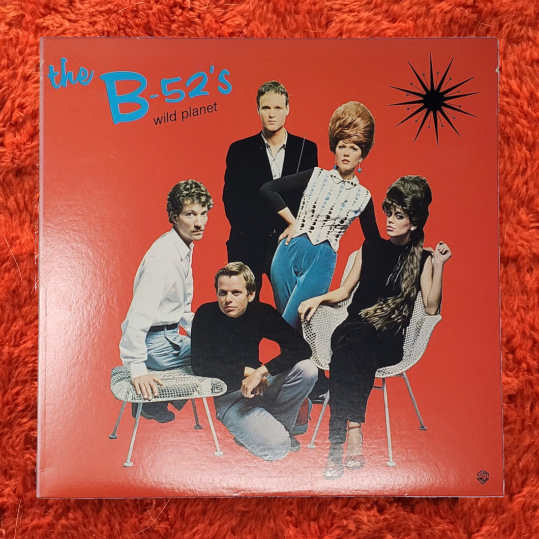 (b-52's) | The B-52's [Wild Planet] US Original
