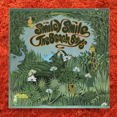 (beach boys) | The Beach Boys [Smiley Smile] US Original
