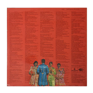 (beatles) | The Beatles [Sgt. Pepper's Lonely Hearts Club Band] '70s UK Press