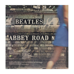 (beatles) | The Beatles [Abbey Road] '70s UK Press