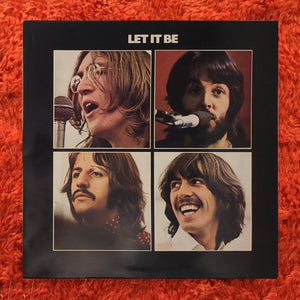 (beatles) | The Beatles [Let It Be] '70s UK Pressing