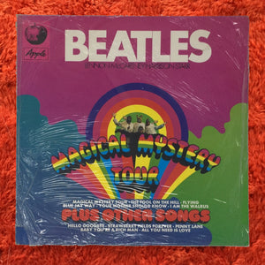 (beatles) | The Beatles [Magical Mystery Tour] German True Stereo Press