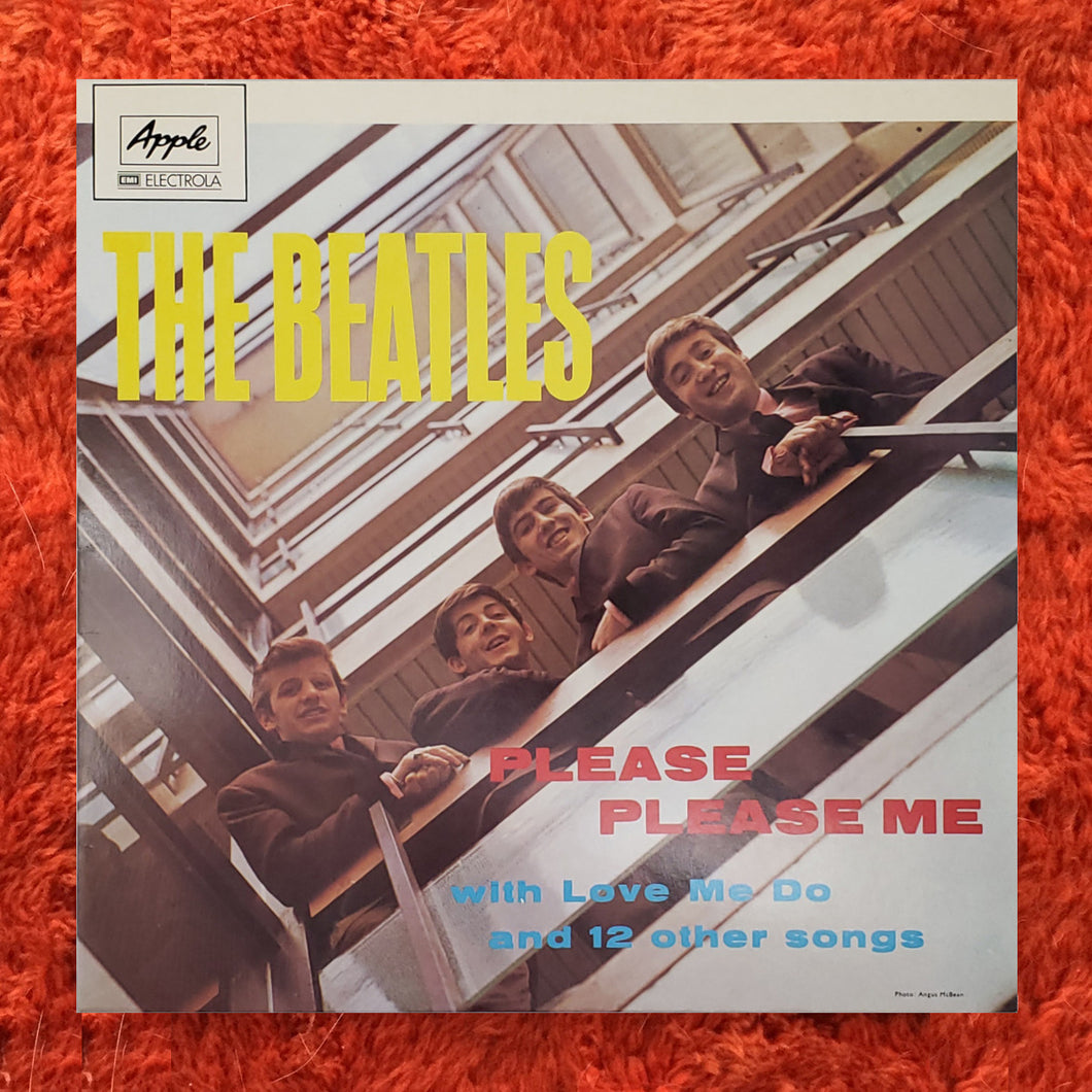 (beatles) | The Beatles [Please Please Me] 1973 German Press