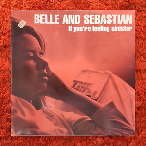 (belle and sebastian) | Belle And Sebastian [If You're Feeling Sinister] UK Original