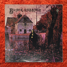 Load image into Gallery viewer, (black sabbath) | Black Sabbath [Black Sabbath] US Original