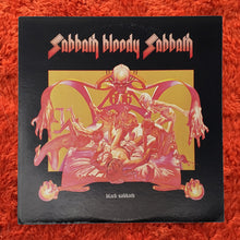 Load image into Gallery viewer, (black sabbath) | Black Sabbath [Sabbath Bloody Sabbath] US Original