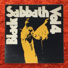 Load image into Gallery viewer, (black sabbath) | Black Sabbath [Vol. 4] US Original