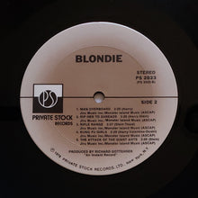 Load image into Gallery viewer, (blondie) | Blondie [Blondie] Private Stock Original