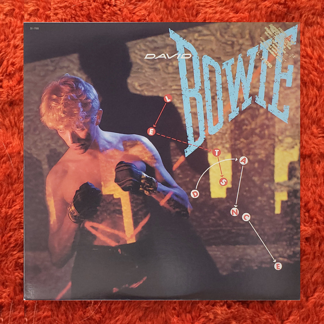 (bowie, david) | David Bowie [Let's Dance] US Promo Original