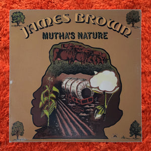(brown, james) | James Brown [Mutha's Nature] White Label Promo