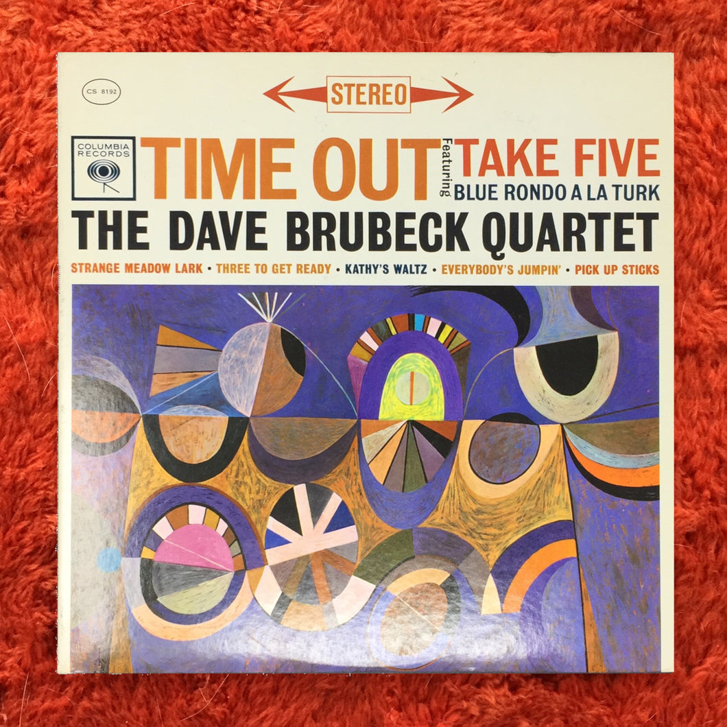 (brubeck, dave) | The Dave Brubeck Quartet [Time Out] '60s Stereo Press