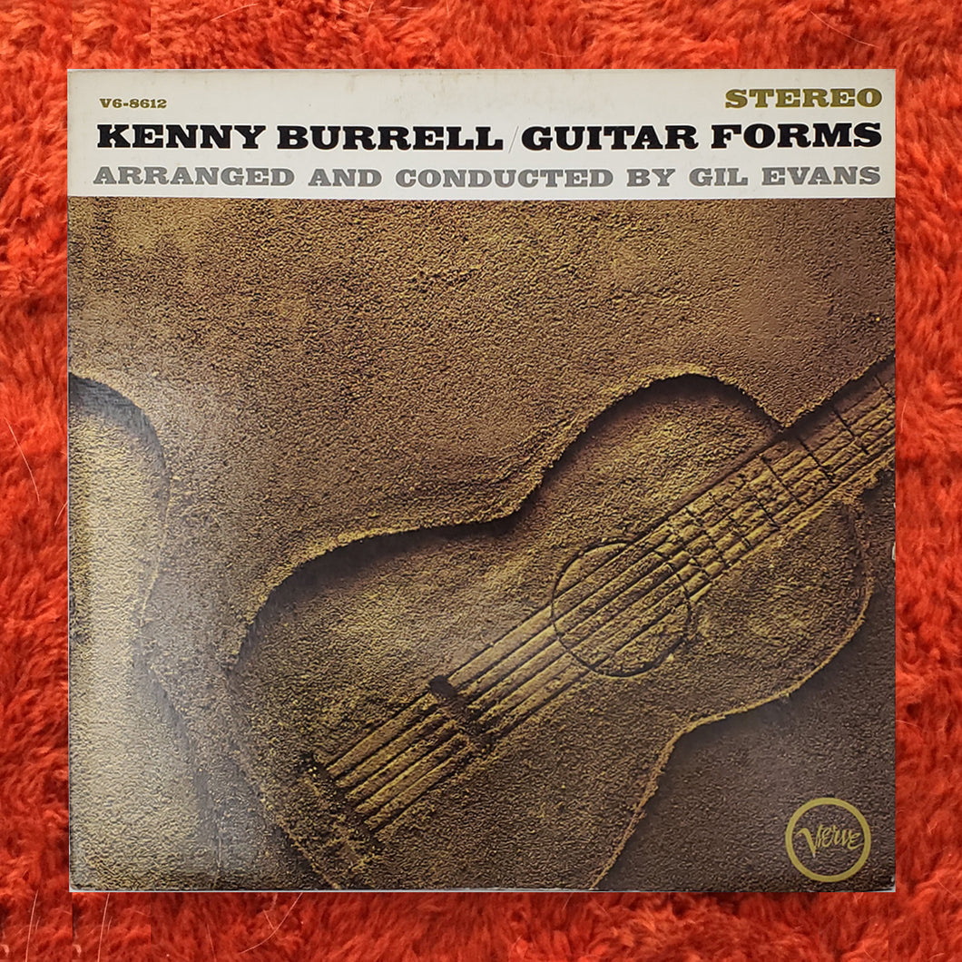 (burrell, kenny) | Kenny Burrell [Guitar Forms] US Original