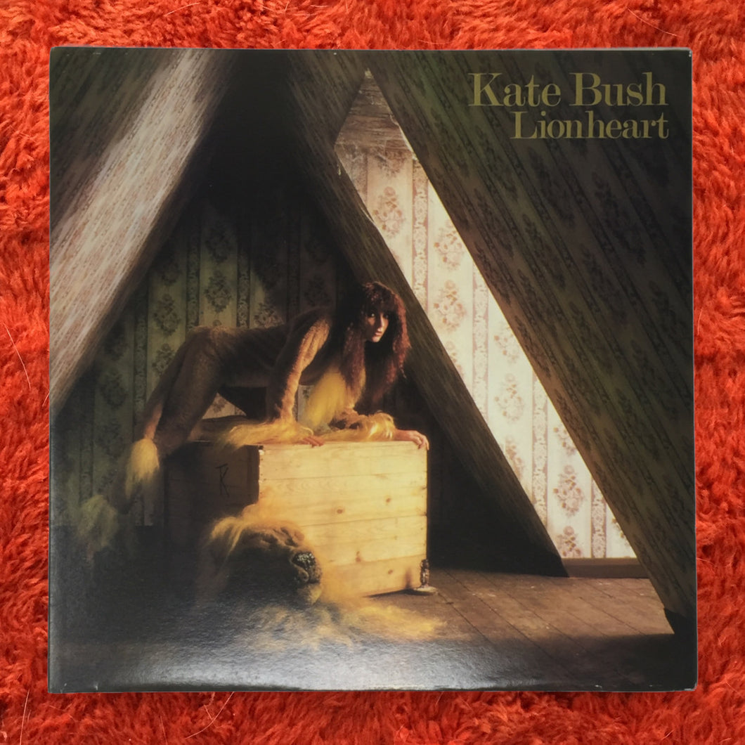 (bush, kate) | Kate Bush [Lionheart] UK Original