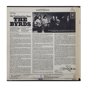 (byrds) | The Byrds [Mr. Tambourine Man] US Original