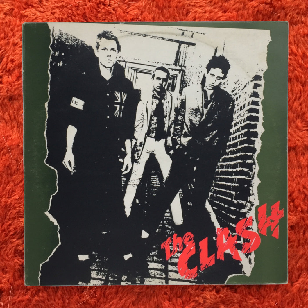 (clash) | The Clash [The Clash] UK Original