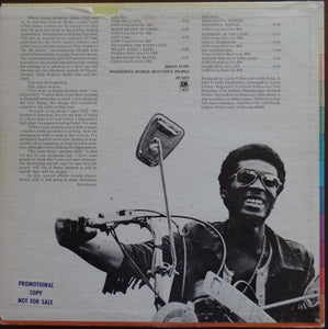 (cliff, jimmy) | Jimmy Cliff [Wonderful World, Beautiful People] White Label Promo