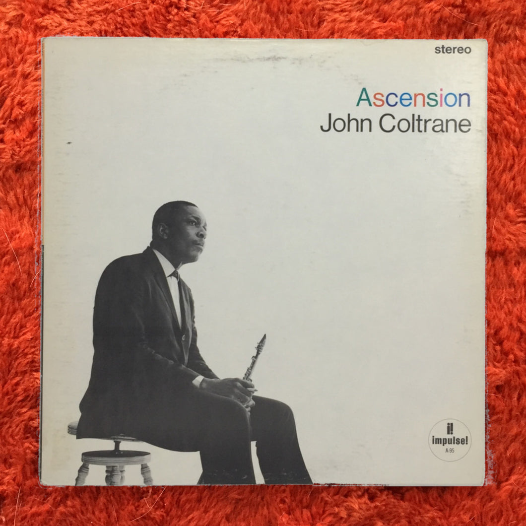(coltrane, john) | John Coltrane [Ascension] '60s Edition II Stereo