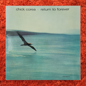 (corea, chick) | Chick Corea [Return To Forever] German Original
