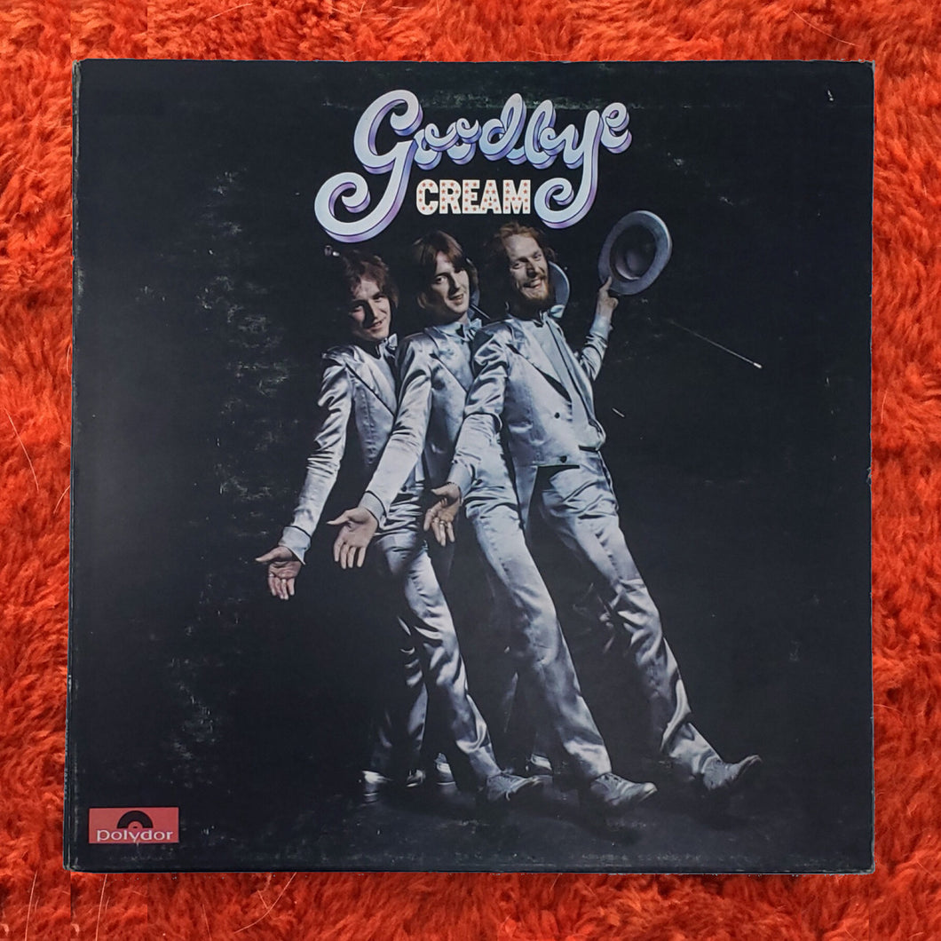 (cream) | Cream [Goodbye] UK Original