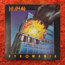 Load image into Gallery viewer, (def leppard) | Def Leppard [Pyromania] US Original