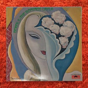 (derek and the dominos) | Derek & The Dominos [Layla And Other Assorted Love Songs] UK Original