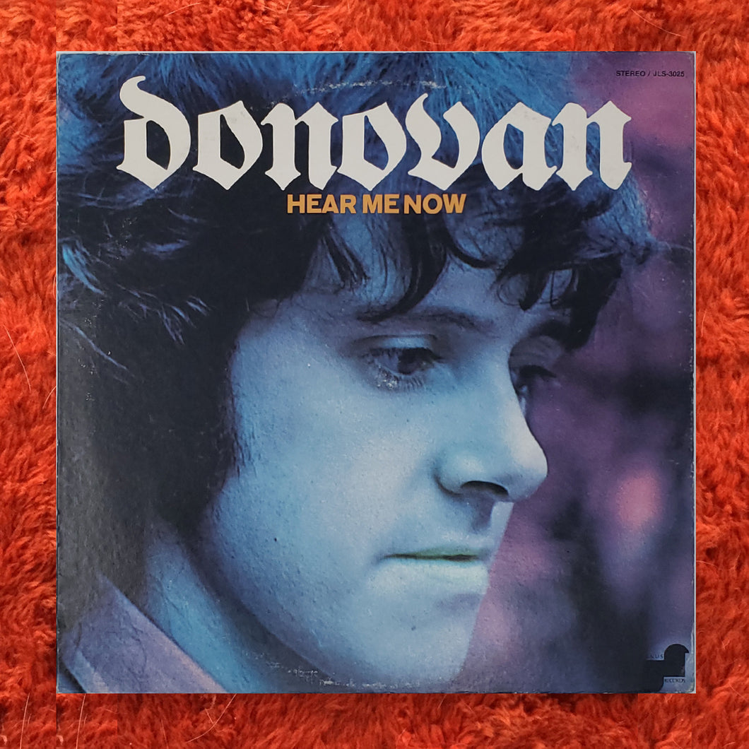 (donovan) | Donovan [Hear Me Now] US Promo Original