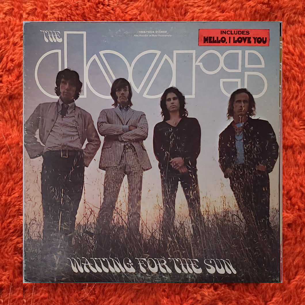 (doors) | The Doors [Waiting For The Sun] US Monarch Original