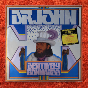 (dr. john) | Dr. John [Desitively Bonnaroo] US Promo Original