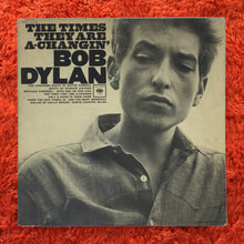 Load image into Gallery viewer, (dylan, bob) | Bob Dylan [The Times They Are A Changin'] US Mono Original