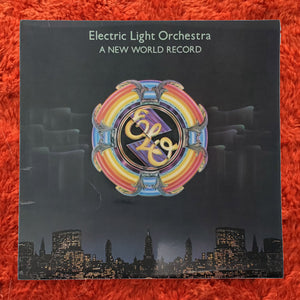 (electric light orchestra) | Electric Light Orchestra [A New World Record] UK Original