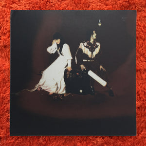 (white stripes) | The White Stripes [Elephant] UK Orig. w/ Alt. Cover