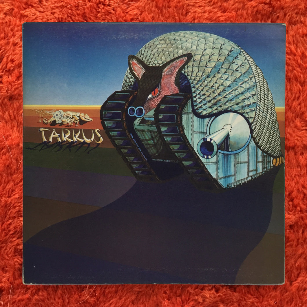 (emerson lake palmer) | Emerson, Lake & Palmer [Tarkus] UK Original