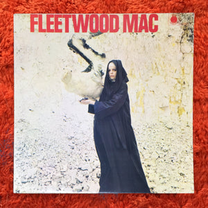 (fleetwood mac) | Fleetwood Mac [The Pious Bird Of Good Omen] UK CBS Press