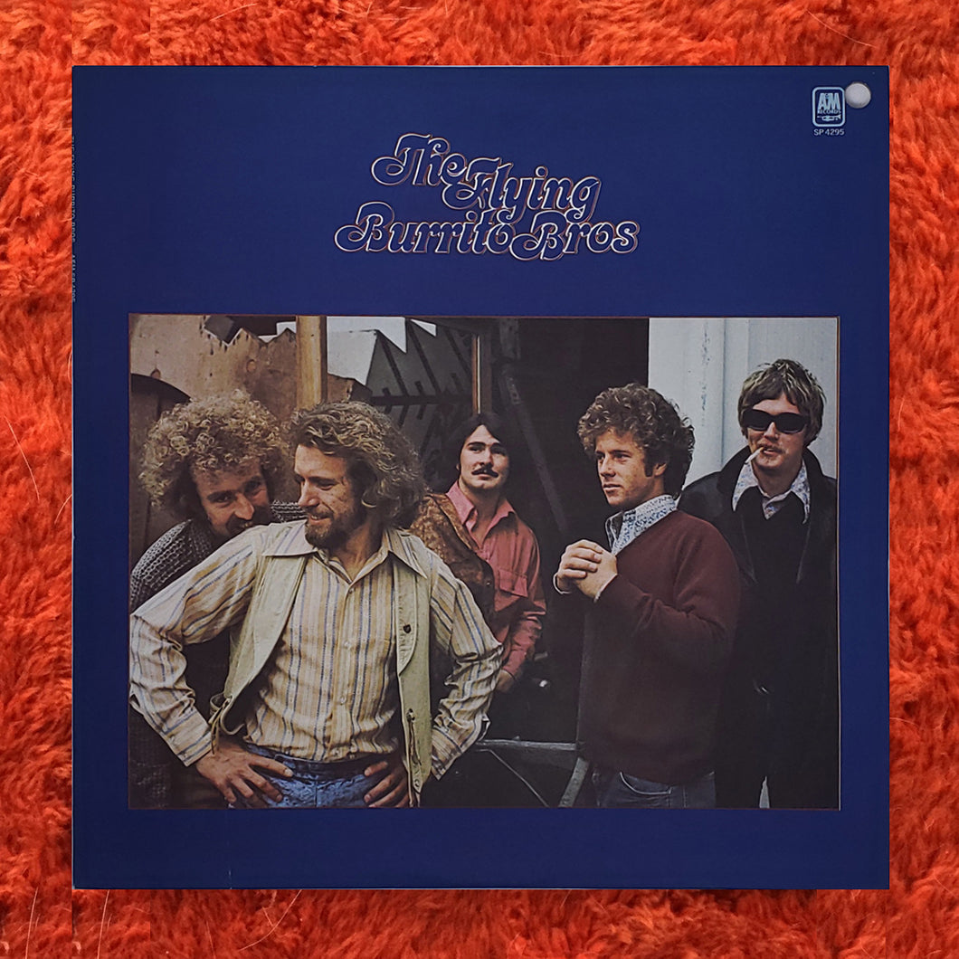 (flying burrito bros) | The Flying Burrito Bros. [The Flying Burrito Bros.] White Label Promo