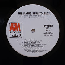 Load image into Gallery viewer, (flying burrito brothers) | The Flying Burrito Bros. [The Flying Burrito Bros.] White Label Promo