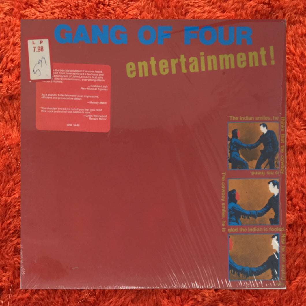 (gang of four) | Gang Of Four [Entertainment!] US Original