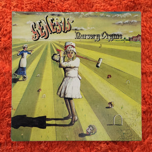 (genesis) | Genesis [Nursery Cryme] '70s UK Press