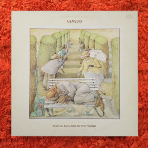 (genesis) | Genesis [Selling England By The Pound] UK Original