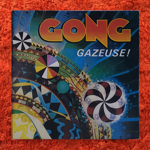(gong) | Gong [Gazeuse!] 1984 UK Press