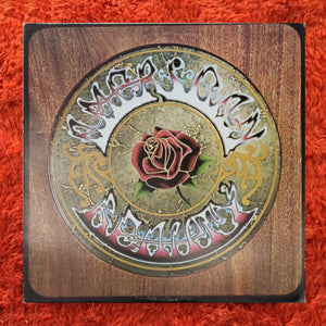 (grateful dead) | Grateful Dead [American Beauty] White Label Promo