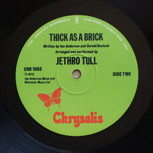 Load image into Gallery viewer, (jethro tull) | Jethro Tull [Thick As A Brick] UK Original