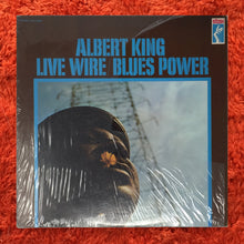 Load image into Gallery viewer, (king, albert) | Albert King [Live Wire / Blues Power] US Original