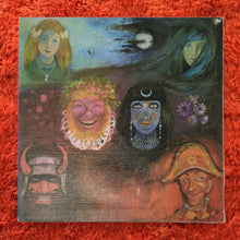 Load image into Gallery viewer, (king crimson) | King Crimson [In The Wake Of Poseidon] 1970 UK Pink Rim