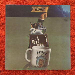 (kinks) | The Kinks [Arthur] US Original