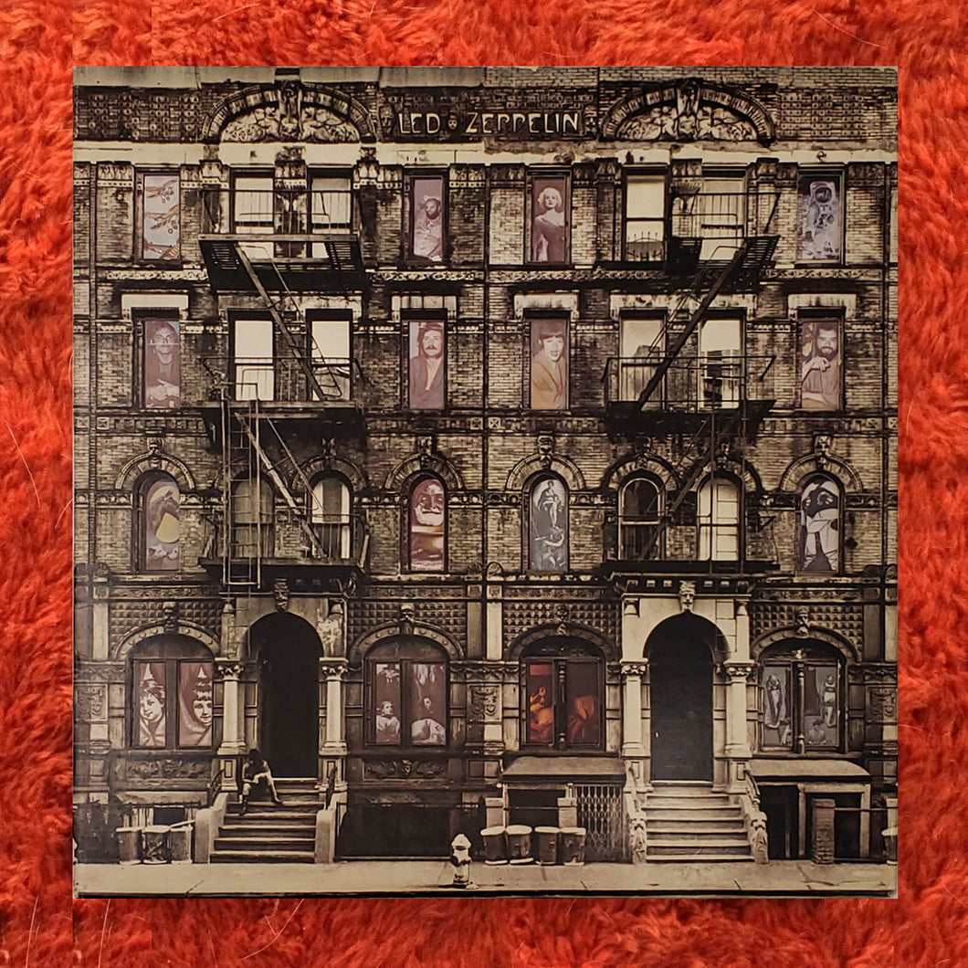 (led zeppelin) | Led Zeppelin [Physical Graffiti] US Monarch Original