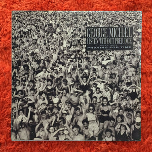(michael, george) | George Michael [Listen Without Prejudice] UK Original