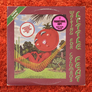 (little feat) | Little Feat [Waiting For Columbus] US Promo Original